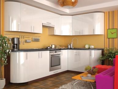 Комплект угловой кухни «Moda-43» 260