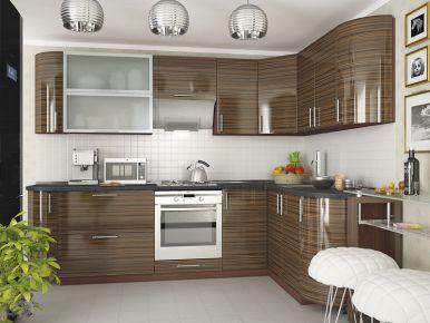 Комплект угловой кухни «Moda-45» 260