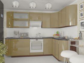 Фото Кухня  «Колор-микс» №403540 Кофейный - sofino.ua