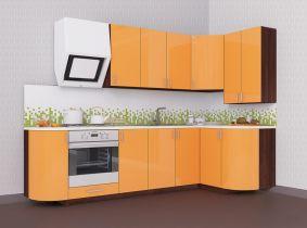 Фото Кухня угловая «Колор-микс - коллекция №403548» - sofino.ua