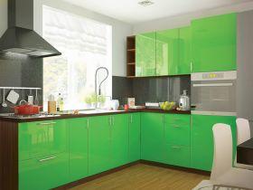Фото Кухня  «Колор-микс» №403550 Салатовый - sofino.ua