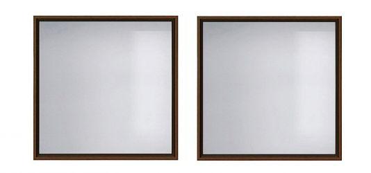 Фасад стекло Hfd_2v 520/520 «Доорс» Венге