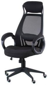 Кресло офисное «Briz black fabric»