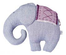Фото Изделие декоративное - подушка слон «Bohema» - sofino.ua