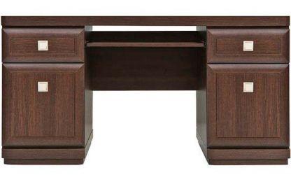 Стол письменный BIU_2D2S «Орегон» Дуб кантербери