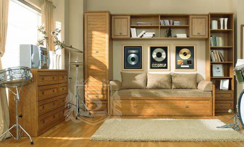Фото Стенка с кроватью «Севилла» - sofino.ua