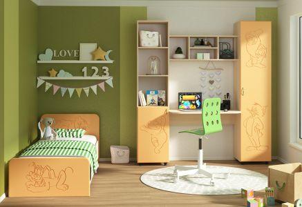 Фото Дитяча кімната Джеррі Пехотін МДФ - sofino.ua