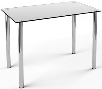 Стол обеденный «S1» 91*61 (Прозрачный)