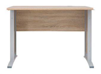 Стол письменный BIU_100 «Офис Лайн» Дуб сонома