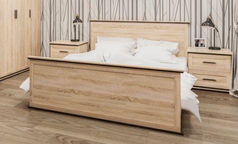 Фото Двуспальная кровать «Палермо» - sofino.ua