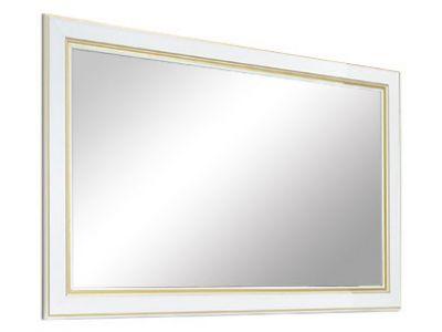 Дзеркало 1 варіант Поліна Нова Світ меблів • 110х70х2,5 • Білий