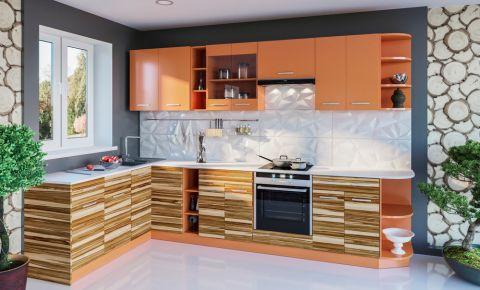 Фото Комплект угловой кухни «Марта-7» - sofino.ua