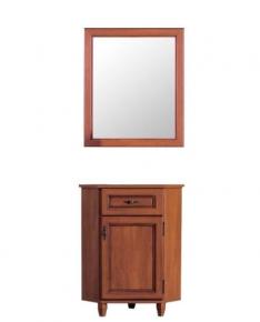 Фото Комод с зеркалом 60 угловой GKOM_1d/1sn «Нью-Йорк» - sofino.ua
