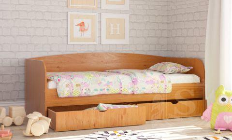 Фото Кровать детская «Соня-3» с ящиками - sofino.ua