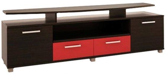 Тумба ТВ «Display 2» (Красный)