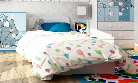 Ліжко дитяче «Слоненятко»