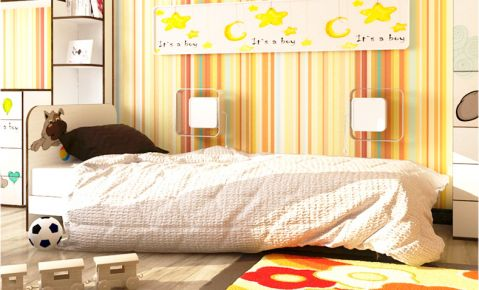 Фото Кровать «Джой» | «Joy» - sofino.ua
