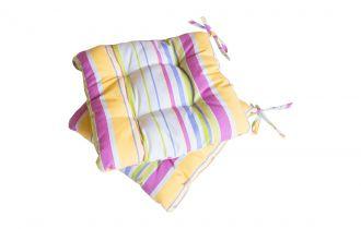 Фото Подушка на стул «Stripe» - sofino.ua