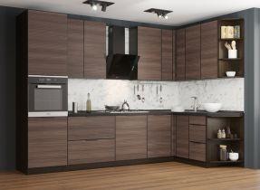 Фото Комплект угловой кухни «Вуд Лайн-3» - sofino.ua