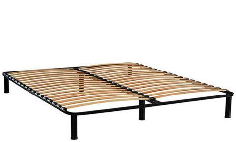 Фото Каркас ліжка - Світ меблів - Метал - З ногами - 160х200 см - sofino.ua