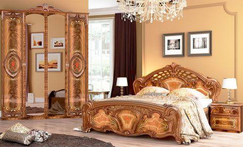 Спальня «Реджина горіх»
