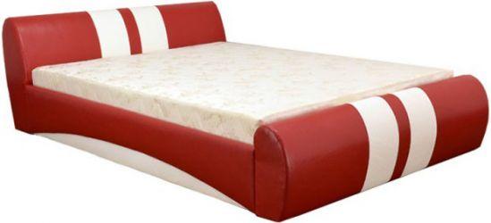 Кровать-подиум «Драйв» с матрасом 140*200
