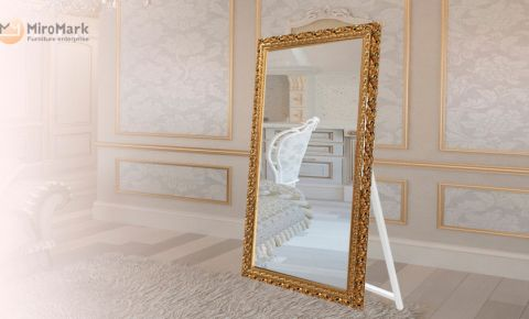 Фото Зеркало с подставкой «Мираж» - sofino.ua