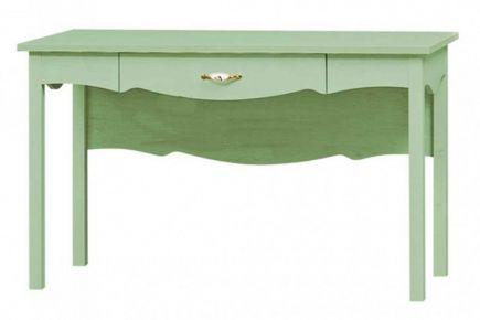 Фото Туалетний столик «Селина» ольха зеленая - sofino.ua