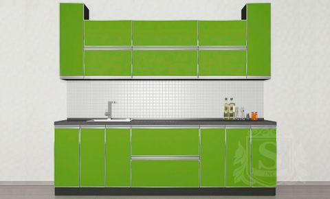 Фото Кухня прямая «Альта - коллекция №594485» - sofino.ua