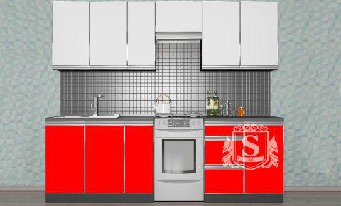 Фото Кухня прямая «Альта - коллекция №594518» - sofino.ua