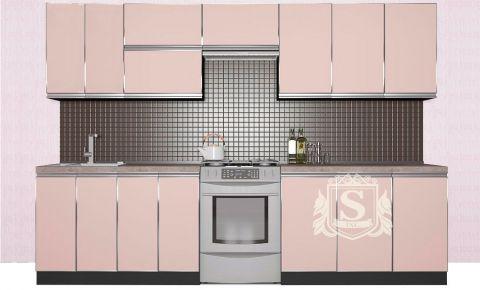 Фото Кухня прямая «Альта - коллекция №594530» - sofino.ua