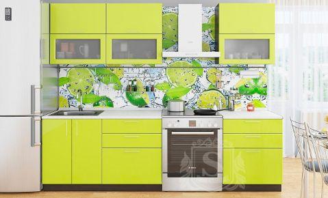 Фото Кухня  «Колор-микс» №595779 Саталовый - sofino.ua