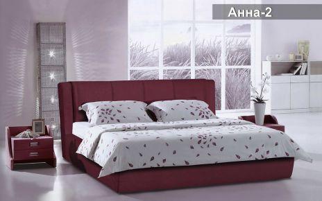 Фото Кровать с нишей «Анна-2» 160*200 - sofino.ua