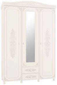 Шкаф для одежды АС-27 «Белла» с зеркалом