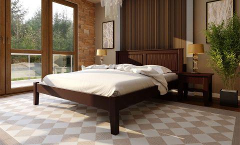 Фото Кровать «Глория низкое изножье» - sofino.ua