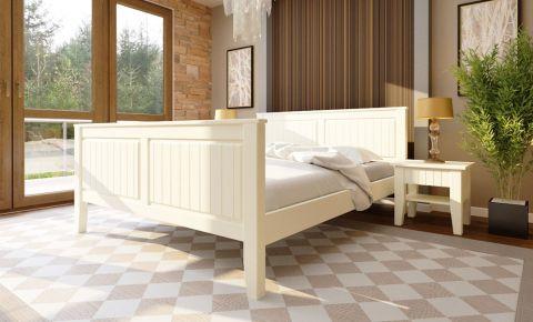 Фото Кровать «Глория» высокое изножье - sofino.ua