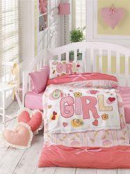 Комплект детский 118202 «Красавица» Ранфорс