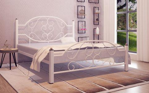 Фото Кровать металлическая «Валенсия» - sofino.ua