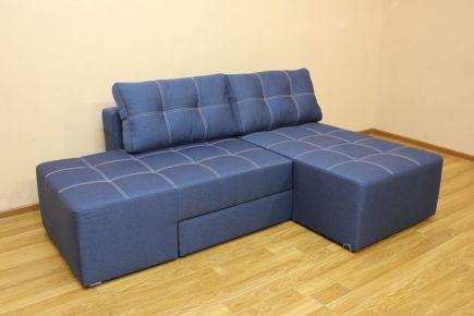 Базовый диван «Бруклин» этна 80 мех. Ножницы 202х162 (1 кат.)