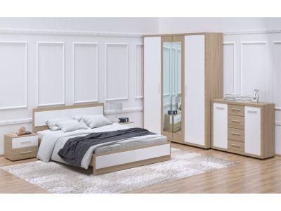 Спальня Аніта Софіно ДСП (Комод + Шафа)