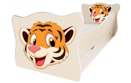 Кровать детская «Animal 4» 70*140