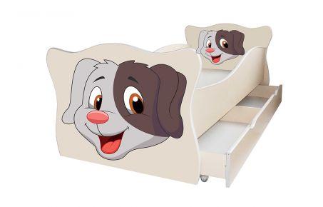Кровать детская «Animal 5» 70*140