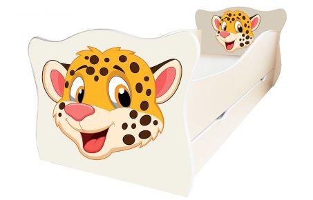 Кровать детская «Animal 7» 70*140