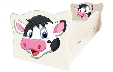 Кровать детская «Animal 10» 70*140