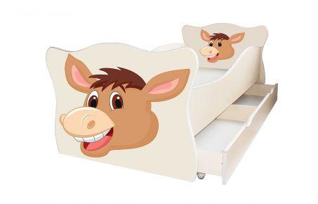 Кровать детская «Animal 15» 70*140
