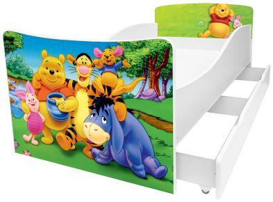 Кровать «Kinder | 6» 70*140