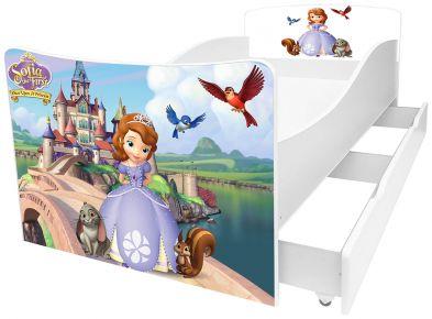 Кровать «Kinder | 23» 70*140