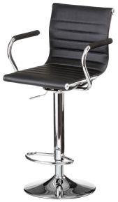 Барный стул «Bar black plate»