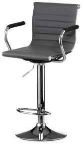 Барный стул «Bar grey plate»