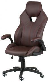 Кресло офисное «Leader brown»